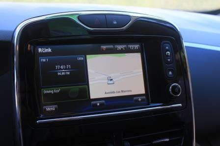 Renault R-Link en Renault ZOE en Mogán