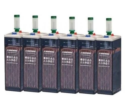 Batería estacionaria Hoppecke OPzS 420-12V 620Ah C100-420Ah