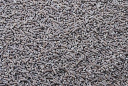 Pellets de biomasa