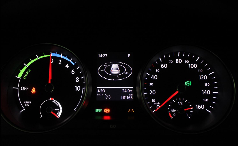 Cuadro de mandos VW e-Golf | Arlangton